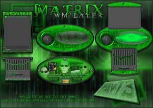My Matrix wmp by Xav73