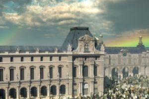 The Louvre by kenwas