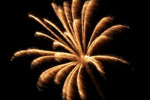 Thumbnail of featured artwork by members: Fireworks