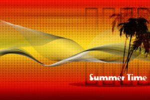 Thumbnail of featured artwork by members: Summer time UHD