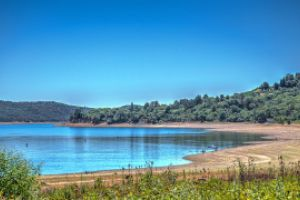 Thumbnail of featured artwork by members: Lake Mendocino